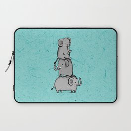 Elephant Totem Laptop Sleeve