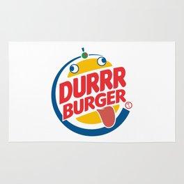 Durrr Burger King Rug