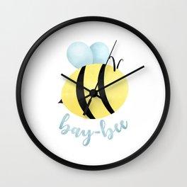 Bay-Bee Wall Clock