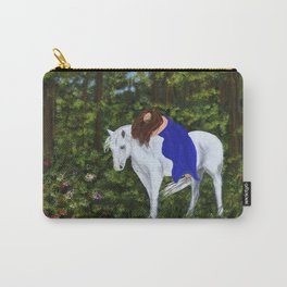 Temptress in the Forest Carry-All Pouch