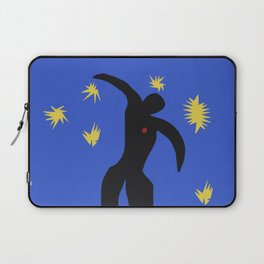 Icarus In the syle of Matisse Laptop Sleeve
