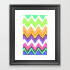 Coop Point Framed Art Print