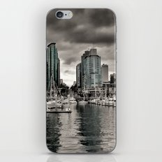 Vancouver Waterfront iPhone & iPod Skin