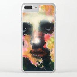 Erase Clear iPhone Case