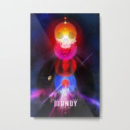 Mandy Metal Print