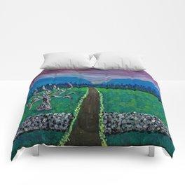 Mountain Drive Comforters