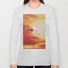 Tie Fighters Long Sleeve T-shirt