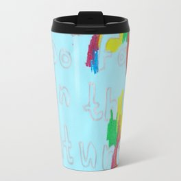 too far in the future Travel Mug