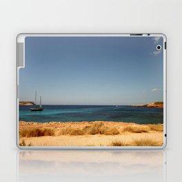 Tranquility - Ibiza Laptop & iPad Skin