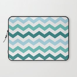 Chevron forest Laptop Sleeve