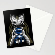Impossible Astronaut Stationery Cards