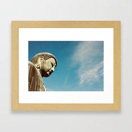 Budda Framed Art Print