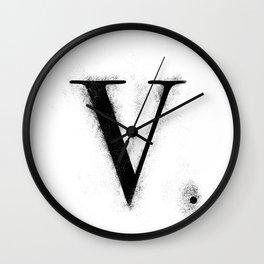 V. - Distressed Initial Wall Clock