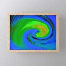 """""""Monet's Universe #2"""" Framed Mini Art Print"""