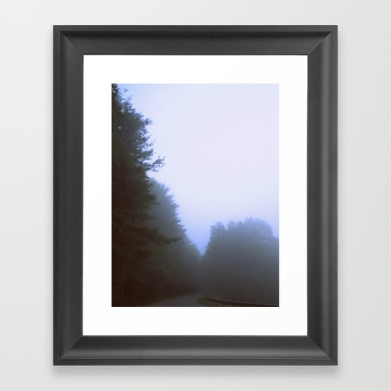 You Can't Escape Framed Art Print