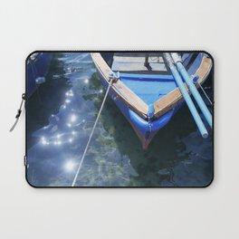 Italian boat Laptop Sleeve