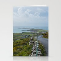 ireland Stationery Cards featuring Ireland by ARTIFACT