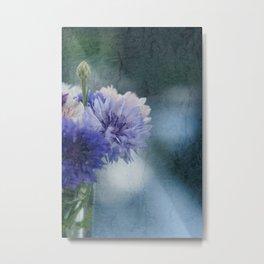 Cornflowers  Metal Print