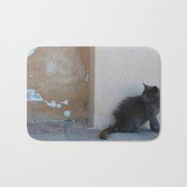 Grecian Cat Bath Mat