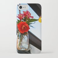 outdoor iPhone & iPod Cases featuring Outdoor Decor by Kim Ramage