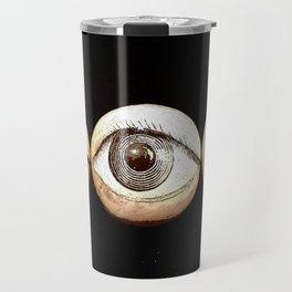 Three Eyes Watching You, Eyeballs Travel Mug