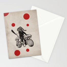 Anthropomorphic N°21 Stationery Cards