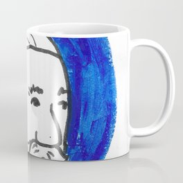 The Blue Man Coffee Mug