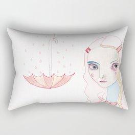 Don't Rain on my Parade Rectangular Pillow