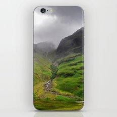 Scottish Highlands iPhone & iPod Skin