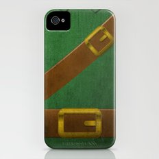 Video Game Poster: Adventurer Slim Case iPhone (4, 4s)