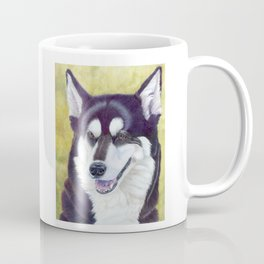 Siberian husky 2 Coffee Mug