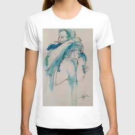 Twig and Ink Series #73 T-shirt