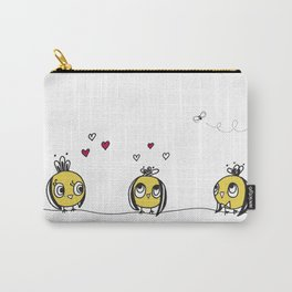 3 birds Carry-All Pouch
