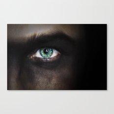 Le masque Canvas Print