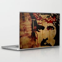 christ Laptop & iPad Skins featuring Jesus Christ by Ed Pires