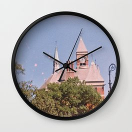 Jefferson Market Library, New York Wall Clock