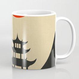 Eastern landscape Coffee Mug