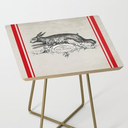 The Hare Side Table