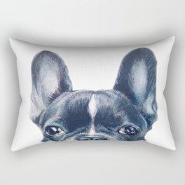 French Bull dog Rectangular Pillow