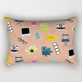 Cinema Rectangular Pillow