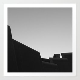 Broken Hill #03 Art Print