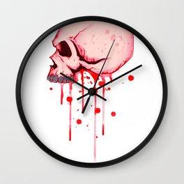 Platinum Fronts Wall Clock