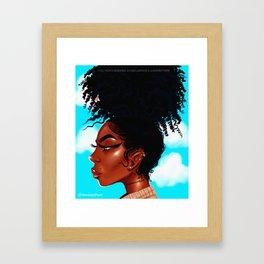 PUFF 2018 Framed Art Print