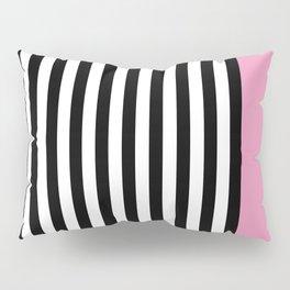 Liquorice allsorts, light pink Pillow Sham