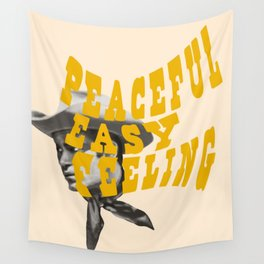 Peaceful Easy Feeling Wall Tapestry