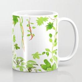 Rainforest Foliage Coffee Mug