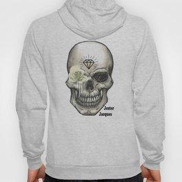 Skull T Shirt Hoody