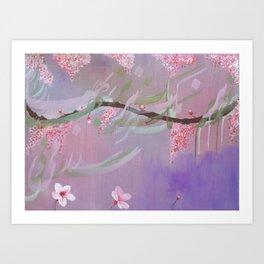 Spring 1400 Art Print