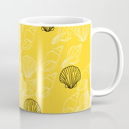 Cute Seashells Coffee Mug