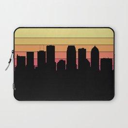 Tampa Skyline Laptop Sleeve